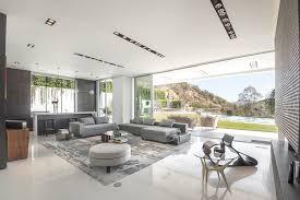 second design m bel listing of the day a sleek estate in bel air mansion global