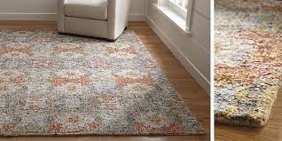 Square Wool Rug Large Wool Area Rugs Square Grey Red Floral Pattern Fancy