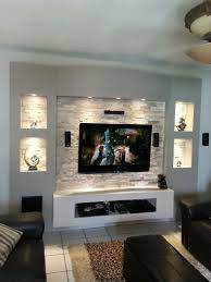 tv wall designs when your time spent before your tv is your favorite time