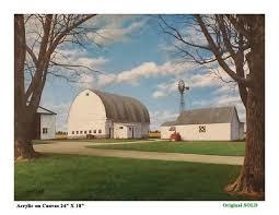 Dome Barn My Fine Art