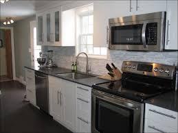 Black Appliances Kitchen Ideas Kitchen Ideas With White Cabinets And Black Appliances