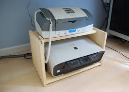 rast bedside table turned printer rack ikea hackers ikea hackers