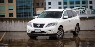 2016 nissan pathfinder 2016 nissan pathfinder st awd review caradvice