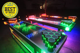 Penumbra Tables Beer Pong Tables Uber Apparatus - Beer pong table designs