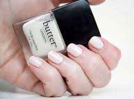 navy nail polish born to be a bride