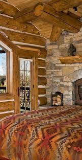 Best Cabin Interior Design  Decor Images On Pinterest Cabin - Log cabin interior design ideas