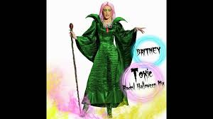Toxic Halloween Costumes Britney Spears Toxic Rodnil Halloween Mix
