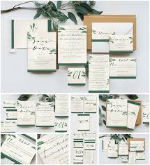 Wedding Invitation Card Free Download Elegant Tropical Wedding Invitation Cards Free Download