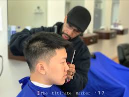 The Ultimate Barber Mens Haircut Alexandria Va Best Barbershop