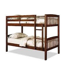 Images Bunk Beds Dorel Belmont Bunk Bed Walnut