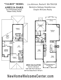amelia oaks the talbot model new home welcome centernew home