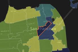 San Jose Bus Routes Map by San Jose And Oakland Rep The Bay Area On Super Zip Map Curbed Sf