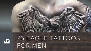 75 eagle tattoos for