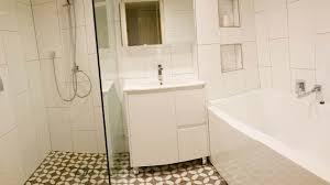 complete bathroom renovation luke s bathroom ensuite renovation photos