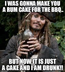 Pirate Meme Generator - jack sparrow with rum meme generator imgflip