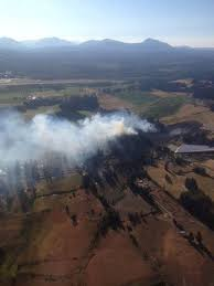 Wildfire Bc Area by Two B C Communities Declare States Of Emergency As Wildfires Burn
