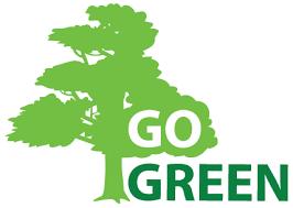 design logo go green go green build modular buffalo modular homes