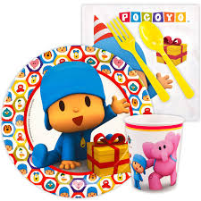 pocoyo halloween pocoyo personalized vinyl banner birthdayexpress com