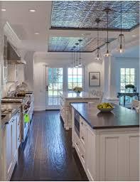 Tin Kitchen Backsplash Backsplash Tin Ceiling Tiles In Kitchen Kitchen Trend Tin