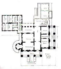 plantation floor plans antebellum architecture plantation home 1st floor plan notice the