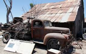 Vintage Ford Truck Junk Yards - 100 acres of great junk and barn finds rod network