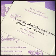 Wedding Invitation Acceptance Card Kindly Respond U2026 Pretty Please Bell U0027invito Blog