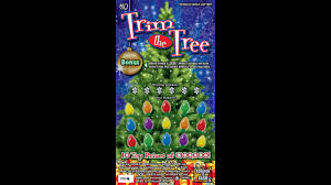 halloween scratch off tickets new 10 trim the tree pa lottery scratcher youtube