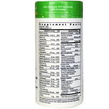 rainbow light vitamins mens rainbow light just once men s one food based multivitamin 90