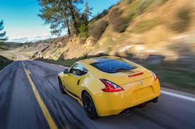 nissan 370z tire size 2018 nissan 370z heritage edition keeps coupe alive motor trend