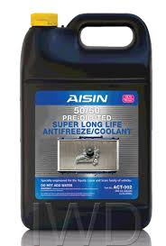 lexus rx300 coolant engine coolant antifreeze oe formula antifreeze aisin act 002 ebay