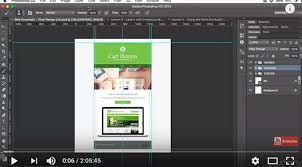 web design software tutorial 35 high quality photoshop web design tutorials