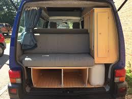 volkswagen caravelle trunk 2002 vw t4 caravelle leisuredrive vivante motorhome campervan 2 5