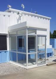 Entry Vestibule by Entry Vestibules Gallery Porta King Building Systems