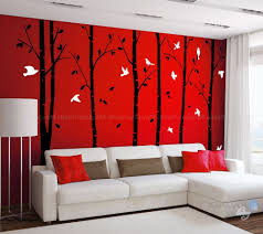 giant tree sticker for wall tree wall sticker giant stunning birch birds tree forest art wall sticker tree wall sticker living
