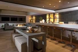 wine bar for dining room decor