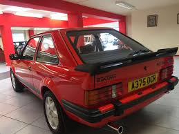 Ford Escort 1983 Used 1983 Ford Escort For Sale In Northants Pistonheads