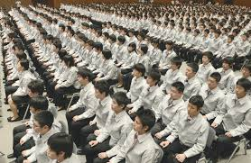toyota motor company 840 000 join workforce as hiring climbs the japan times