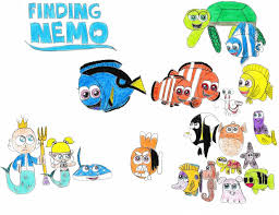 finding nemo by movie compare on deviantart