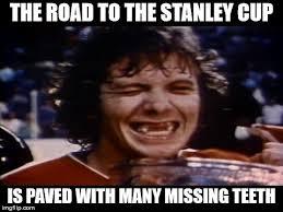 Missing Teeth Meme - hockey love imgflip