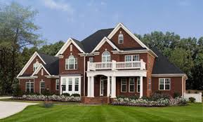 brick homes plans stylish ideas brick home designs red plans homes zone home