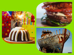 motivation monday how burgers bundt cakes and broken pieces made
