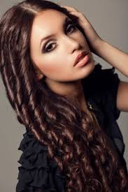 long hairstyles with loose curls