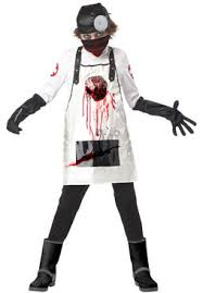 Halloween Mad Scientist Costume Fiction Horror Halloween