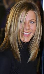 Bob Frisuren Aniston by Layered Hairstyles Frisur Strähnchen Und Haar