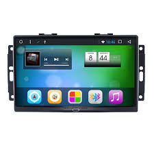 car dvd player navigation system for dodge