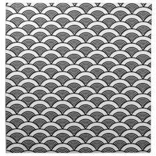 japanese pattern black and white black white japanese wave pattern napkin japanese waves