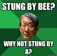 Black Fathers Day Meme - lovely black fathers day meme stung by bee why not stung by a high