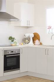 fun and bright kaboodle kitchen
