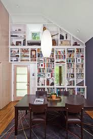 25 dining rooms and library combinations ideas inspirations lovely bubble lamp in the contemporary dining room design merzbau design collective