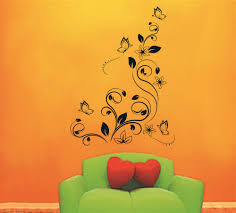 3d wall art stickers sticker creations stickers for orange wall